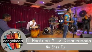 El Montuno Y La Cimarronada performs No Eres Tu